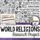 World Religions Guided Research Project