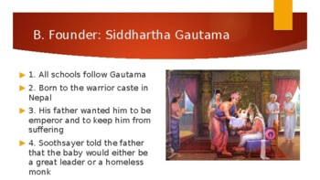 World Religions Unit 03 [Buddhism]