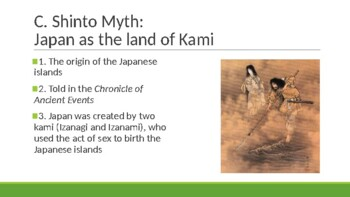 World Religions Unit 04 [Shinto]