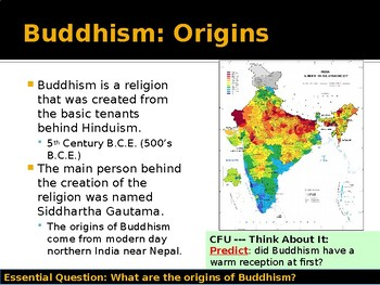 World Religions and Ethical Systems - Buddhism Origins