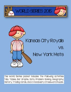 World Series - 2015 (KC Royals vs. NY Mets)