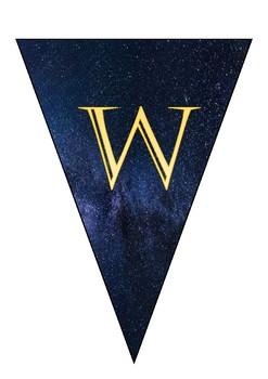 World Space Week 2017 Bunting