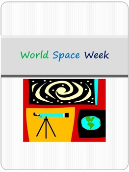 World Space Day in May / Space Week October