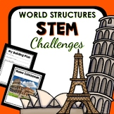 World Structures STEM Challenges