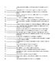 World Studies Vocabulary Pre-Test