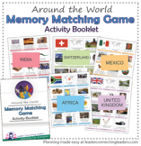 World Thinking Day Memory Matching Game
