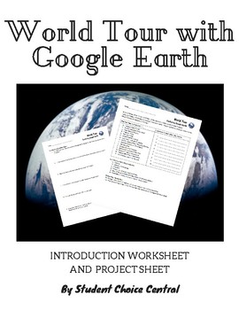 World Tour With Google Earth