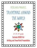 World Traditions: Research Project