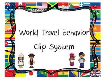 World Traveler Behavior Clip  System