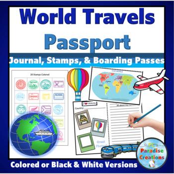 World Traveler Passport