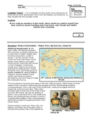 Day 042_World Travelers - Marco Polo, Ibn Battuta, and Zheng He - Lesson Handout