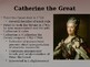World - Unit 19 (Early Modern Russia) PPT with Notes