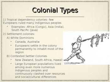 World - Unit 25 (European Imperialism) PPT with Notes