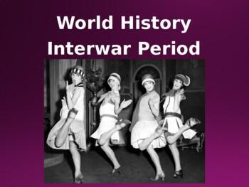 World - Unit 30 (Interwar Period)