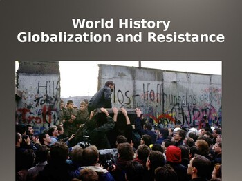 World - Unit 36 (Globalization) PPT with Notes