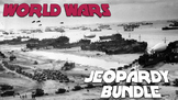 World War 1 & 2 Jeopardy Bundle (Google Slides)
