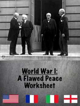 World War 1: A Flawed Peace