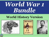 World War 1 Bundle World History Version