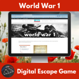 World War 1 - Digital Escape Game