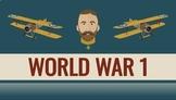 World War 1 - Histographic Presentation