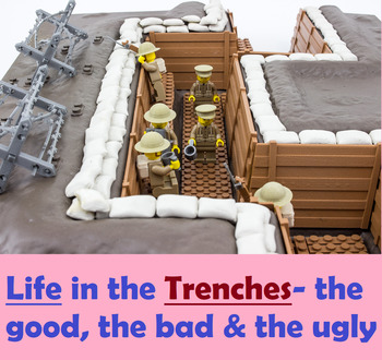 World War 1- Life in the Trenches War of Attrition Race to the Sea!