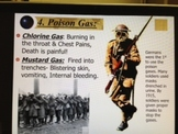 World War 1 PPT, Guided Notes and Homework