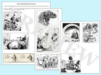 World War 1 Primary Source Analysis Bundle