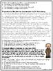 World War I Test, DBQ, Multiple Choice, 50 questions
