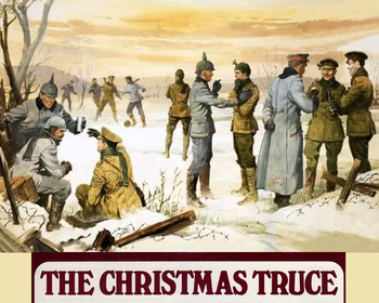 World War 1- The Christmas Truce