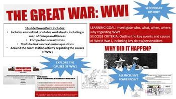World War 1: The Great War