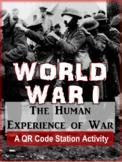 "World War 1 Virtual Museum - ""The Human Experience of War"""