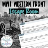 World War 1 Western Front Escape Room