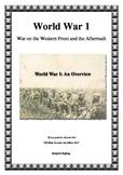 World War 1 an Overview 1914-1919