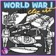 World War 1 clip art