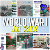 World War 1 in 3D PowerPoint Lesson