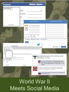 World War 2 Activities Bundle: 14 Activities in 1!