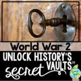 World War 2 Bell Ringers, World War II Early Finishers Activity, WW2, WWII