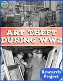 World War 2 Art Theft Project