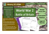 World War 2 - Battle of Britain, History and Design Technology (STEM) Research