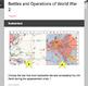 World War 2 Digital Break Out DBQ Activity--Battles and Operations
