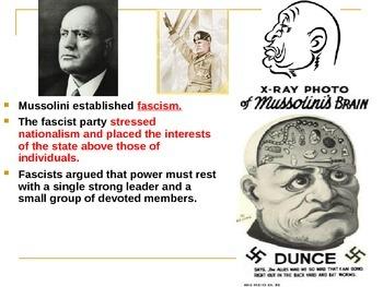 World War 2 Dictators