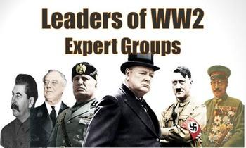 World War 2 Leaders: Expert Groups