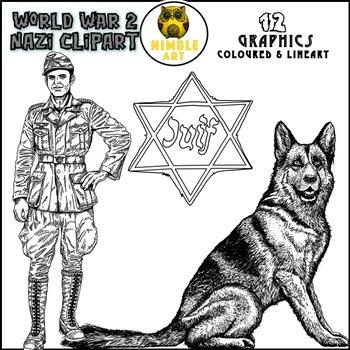 World War 2 - Nazi Clipart