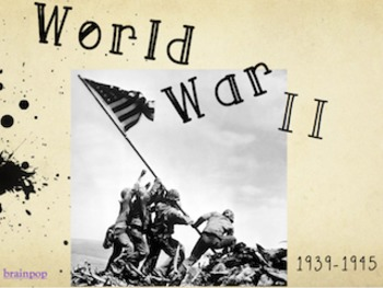 World War 2 Overview Powerpoint
