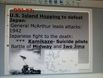 World War 2 PPT, Guided Notes and Homework