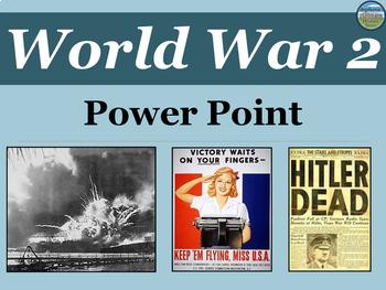 World War 2 Power Point