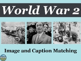 World War 2 Primary Source Image Activity