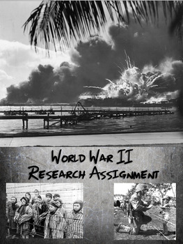 World War 2 Research Assignment
