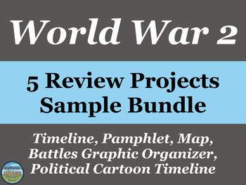 World War 2 Review Mini Bundle