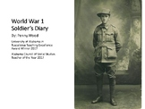 World War 1 Soldier's Diary Project